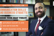 Communication Skills and Business Etiquette Training