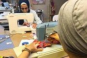 Basic Sewing (Kimono) at Alwan Salma