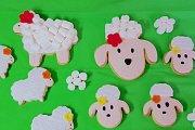 Eid Cookies at Alwan Salma