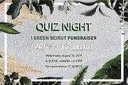 Quiz Night Fundraiser at B.Hive Hamra