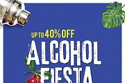 Alcohol Fiesta at Spinneys