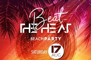 BEAT THE HEAT - BEACH PARTY