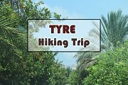 Tyre Hiking Trip