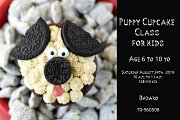 Puppy Cupcake Workshop for Kids