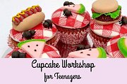 Cupcake Workshop for Teenagers