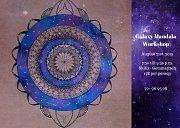 Galaxy Mandala Drawing Workshop