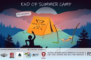 End of Summer Camping with Jezzine Extreme Adventures