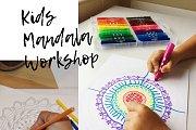 Mandala Drawing Workhop for Kids