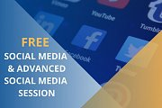 Free Information Session - Social Media & Advanced Social Media