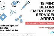 Interactive First Aid Workshop