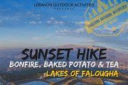 Sunset Hike & Bonfire With Lebanon Outdoor Activities