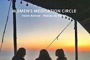 Meditation at Odom Retreat