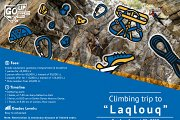 Rock Climbing at Laqlouq Cliff with Go Up Climb