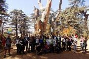 Arz el Rab to Arz Tannourine with DALE CORAZON to Bkaa Kafra - LEBANON EXPLORERS