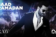 Saad Ramadan Live in Concert at Raw