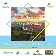 Wellness and Energy Boosting Retreat - Second Edition