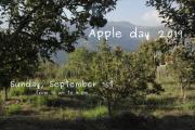 Apple Day at Les Racines du Ciel