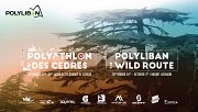 "Polyathlon Des Cedres 2019 & Polyliban ""The Wild Route"""