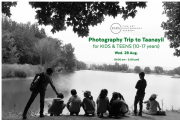 Photography Trip for Teens & Kids with FAPA