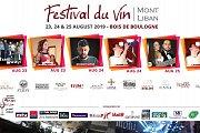 Festival Du Vin 2019