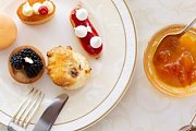 Nectarine Themed Afternoon Tea at Four Seasons Beirut