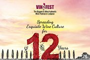 Vinifest 2019 - Lebanon's biggest wine event