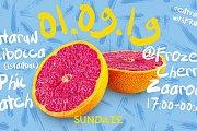 Sundaze Beirut at Frozen Cherry