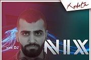DJ NIX at Kudeta