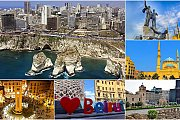 Beirut City Tour & Boat Ride with Zingy Ride