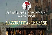 Mazzikatiya - The Band at Douar