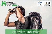 Birdwatching Tour with Lebanon Birdwatching Tour