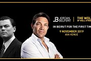 Jordan Belfort - The Wolf of Wall Street in Beirut, Lebanon