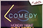 Monday Night Comedy at Kudeta