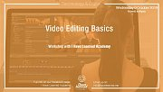 Video Editing Basics - Workshop at I Have Learned Academy