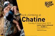 """Rock Climbing at """"Chatine"""""""