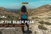Up the Black Peak