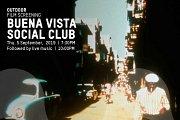 Outdoor Film Screening: Buena Vista Social Club