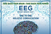 Brain Holistic Consultation via Smart Brain™ EEG & N.F.Device