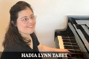 HADIA LYNN TABET Performing the Music of Wolfgang Amadeus Mozart