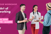 The Art of Networking Workshop at S17 - I Have Learned Academy