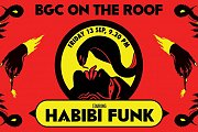 BGC on the Roof starring Habibi Funk!