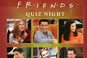 FRIENDS quiz night at Pros Cafe