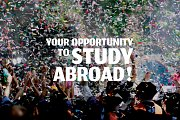 Your Golden Ticket to Study Abroad!