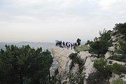 Footprints Hiking in Qobayyat Cedars with Footprints Club