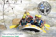 Footprints Goodbye Rafting Trip to Assi River with Footprints Club