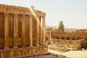 Baalbeck Temples with Mira's Guided Tours