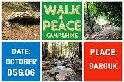 Walk4Peace - Lebanon Camp & Hike at Barouk