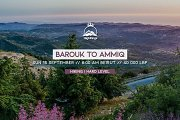 Barouk to Ammiq Hike   HighKings