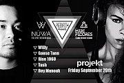 Rebirth Presents: NÜWA & Miri Floores at Projekt Beirut