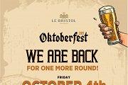 Oktoberfest at Villa Linda Sursock